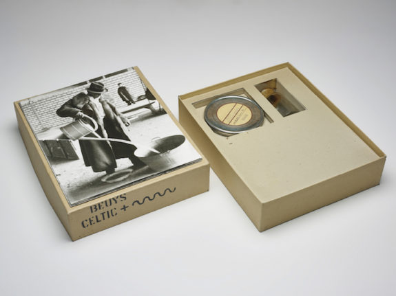 Box of film and photograph