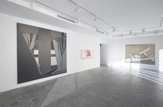 paintings in gallery