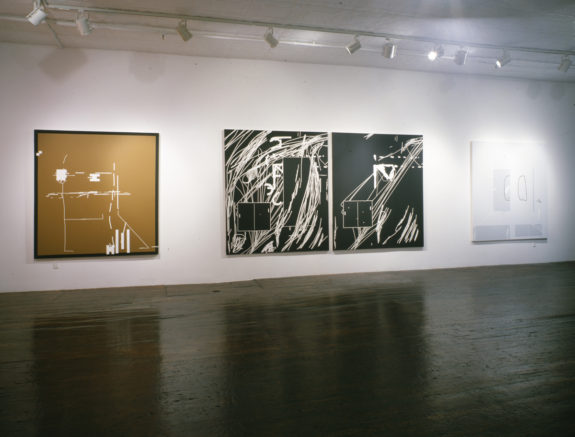 paintings in gallery