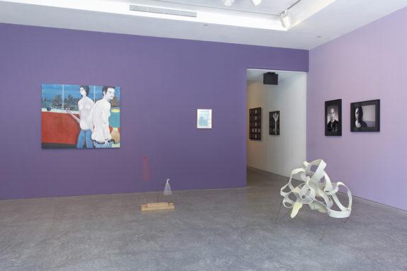 Artworks in purple gallery