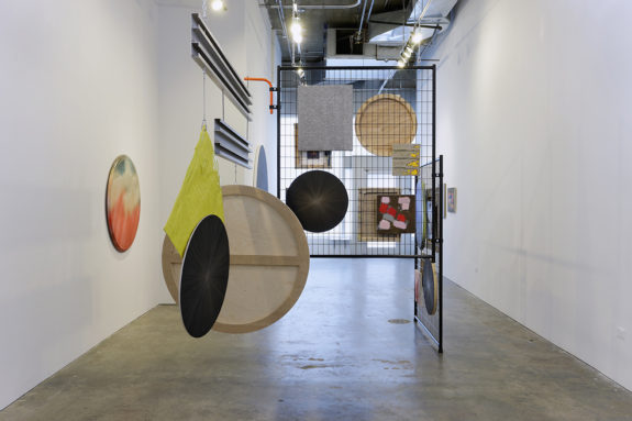 installation in a gallery