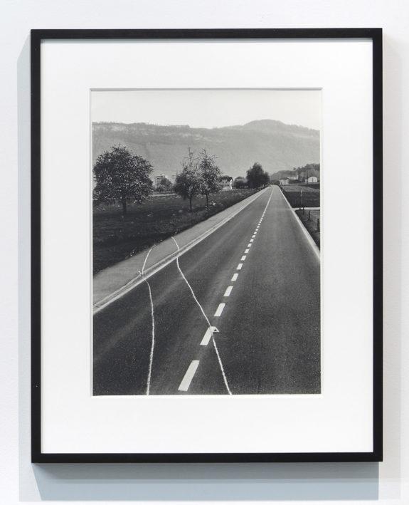 photograph of a street
