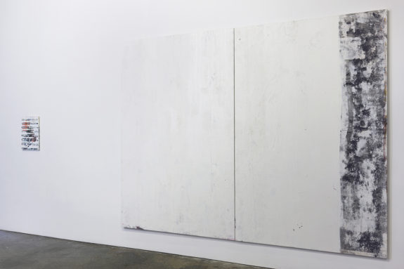 painting in a gallery