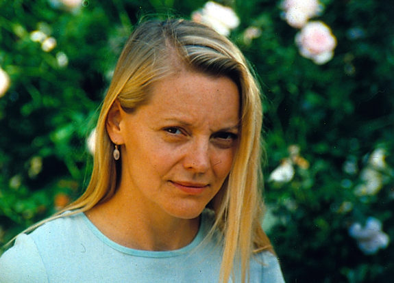image still of a blond woman